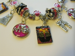 Magical Cat Bracelet