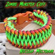 Monster Cuff Nuclear Meltdown