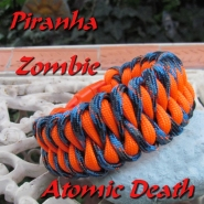 "Zombie Atomic Death 1 1/2"" Wide"